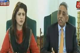 Tonight With Fareeha (Governor Sindh M Zubair Interview) – 1st May 2018