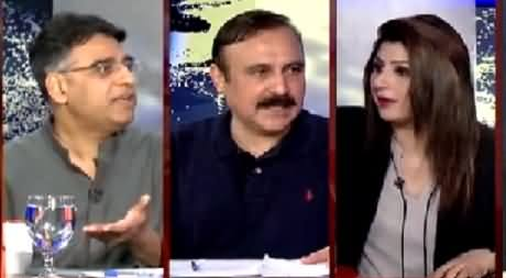 Tonight With Fareeha (Govt Ready to Take Action Against Altaf Hussain) – 4th August 2015