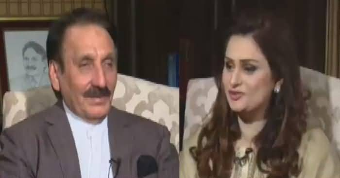 Tonight With Fareeha (Iftikhar Chaudhry Exclusive Interview) – 16th January 2019