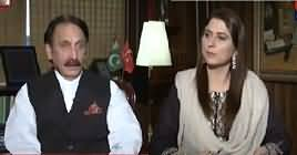 Tonight With Fareeha (Iftikhar Muhammad Chaudhry Exclusive) – 21st June 2019