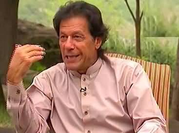 Tonight With Fareeha (Imran Khan Exclusive Interview) – 21st September 2015