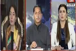 Tonight With Fareeha (Imran Khan Ki Sarkon Per Aane Ki Dhamki) – 20th February 2018