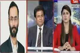Tonight With Fareeha (Imran Khan Vs Khaqan Abbasi) Part-2 – 4th July 2018