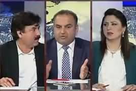 Tonight With Fareeha (Imran Khan Vs Nawaz Sharif) – 10th February 2017