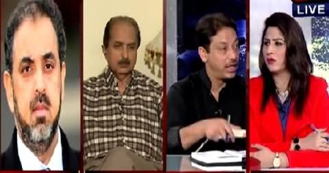 Tonight With Fareeha (India Funds MQM - BBC Shocking Revelation) – 24th June 2015