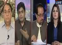 Tonight With Fareeha (Internal Fights of PMLN) – 15th October 2015