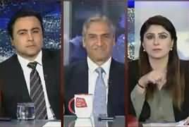 Tonight With Fareeha (Is Farooq Sattar Under Pressure) – 10th November 2017