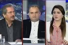 Tonight With Fareeha (Islamabad Dharna Kab Khatam Hoga?) – 20th November 2017