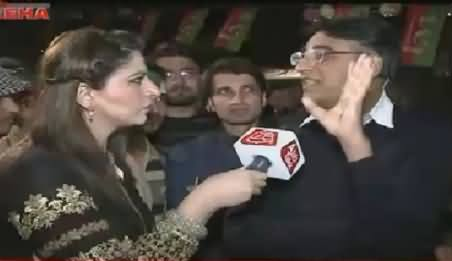Tonight With Fareeha (Islamabad Local Bodies Elections) – 27th November 2015