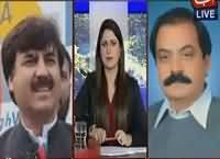Tonight With Fareeha (Islamabad Lockdown) Part-2 – 31st October 2016