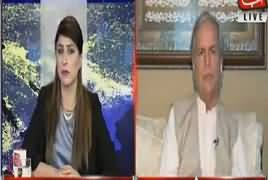 Tonight With Fareeha (Javed Hashmi Exclusive Interview) – 2nd April 2018