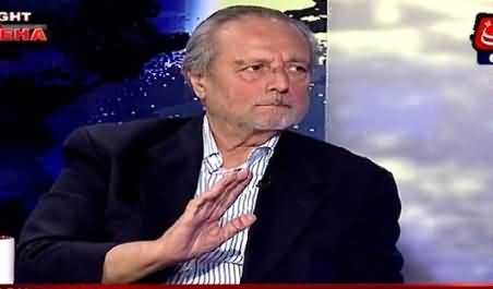Tonight With Fareeha (Justice (R) Wajihuddin Exclusive Interview) – 5th August 2015