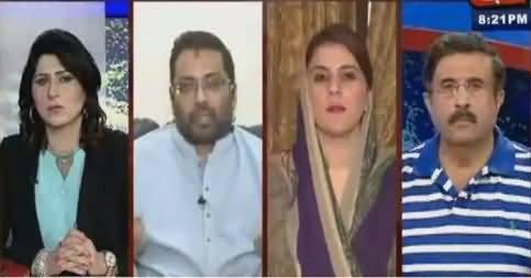 Tonight With Fareeha (Karachi Mein Ab Bhi Target Killing Jari) – 14th July 2016