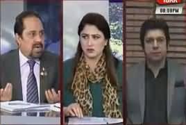Tonight With Fareeha (Karachi Se Kaun Jeete Ga?) – 27th October 2017