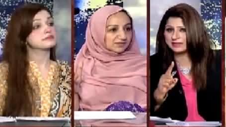 Tonight With Fareeha (Kashmir Mein Bhaarat Ka Zulm Jaari) – 20th August 2015