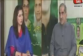 Tonight With Fareeha (Khawaja Saad Rafique Interview) – 18th July 2018