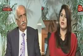 Tonight With Fareeha (Khursheed Shah Exclusive) – 1st November 2017