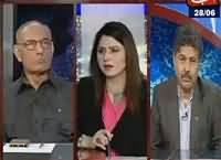Tonight With Fareeha (Kya Karachi Operation Nakaam Ho Gaya) – 28th June 2016