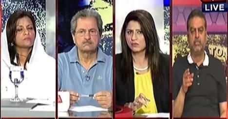 Tonight With Fareeha (Kya NA-122 Ka Fiasla Bhi PTI Ke Haq Mein Hoga?) – 6th May 2015