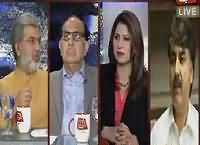 Tonight With Fareeha (Last Day of NA-122 Election Campaign) – 9th October 2015