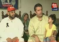 Tonight With Fareeha (Live From Edhi's Home) – 11th July 2016