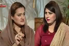 Tonight With Fareeha (Maryam Aurangzeb Exclusive Interview) – 26th April 2017