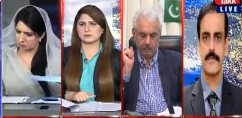 Tonight With Fareeha (Maryam Nawaz Statement About COAS Extension) - 23rd September 2021