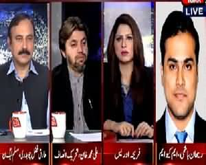 Tonight With Fareeha (MQM Govt Dialogue Failed, Who Is Responsible?) – 3rd September 2015