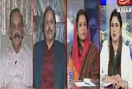 Tonight With Fareeha (MQM Mein Qayadat Ki Jang) – 15th February 2018