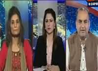 Tonight With Fareeha (MQM Position After Mustafa Kamal Entry) – 4th March 2016