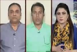 Tonight With Fareeha (MQM Vs PSP Face To Face) – 18th October 2017