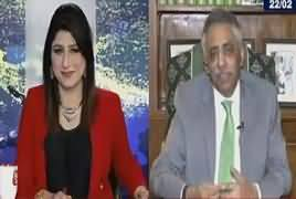 Tonight With Fareeha (Muhammad Zubair Exclusive) – 22nd February 2017