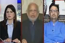 Tonight With Fareeha (Murad Saeed Aur Javed Latif Mein Larai) – 9th March 2017