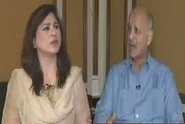 Tonight With Fareeha (Mushahid Hussain Sayed Exclusive Interview) – 17th July 2018
