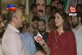Tonight With Fareeha (NA-129 Lahore) Part-2 – 5th July 2018