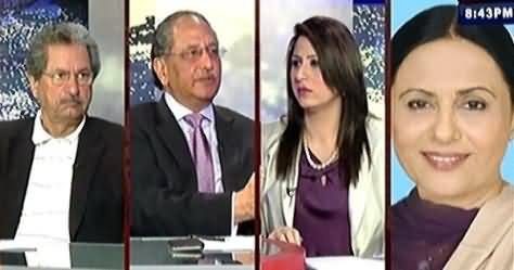 Tonight With Fareeha (NA-246, Few Hours Left For Final Game) – 21st April 2015