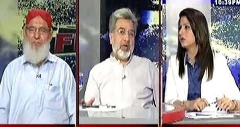 Tonight With Fareeha (NA-246 Special Transmission) 10PM to 11PM – 23rd Arpril 2015