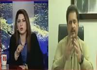 Tonight With Fareeha (Nabil Gabol Exclusive Interview) – 9th March 2016