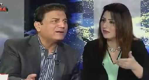 Tonight With Fareeha (Naeem Bukhari Special Interview After Joining PTI) – 29th June 2016