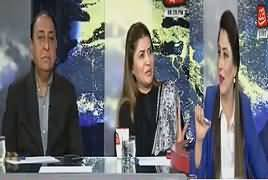 Tonight With Fareeha (Nawaz Sharif Ko Kis Baat Ka Khatra) – 14th March 2018