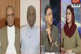 Tonight With Fareeha (Nawaz Sharif's Controversial Statement) – 17th May 2018