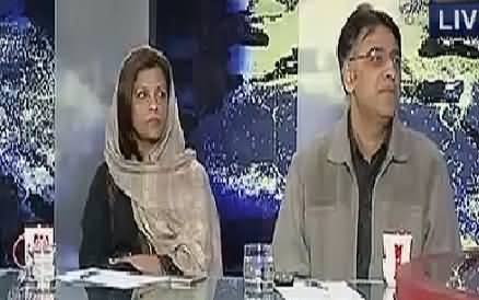 Tonight With Fareeha (Naya Pakistan Kaun Banaye Ga?) – 10th November 2015