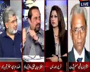 Tonight With Fareeha (No Option Left For MQM) – 21st August 2015