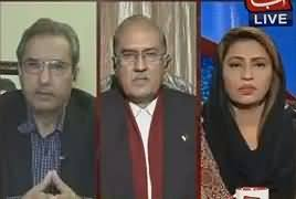 Tonight With Fareeha (Pak Afghan Border Sealed) – 17th February 2017