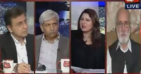 Tonight With Fareeha (Pak Aghan Border Should Be Supervised) – 22nd September 2015