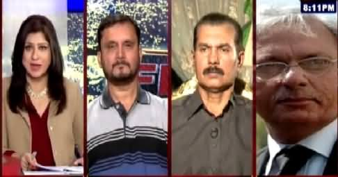 Tonight With Fareeha (Pak Army's Reaction on Altaf Hussain's Speech) – 1st May 2015