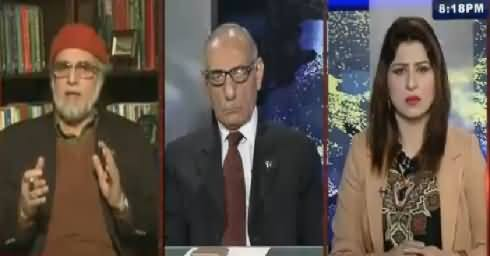 Tonight With Fareeha (Pak Bharat Muzakrat Khatre Mein) – 4th January 2016