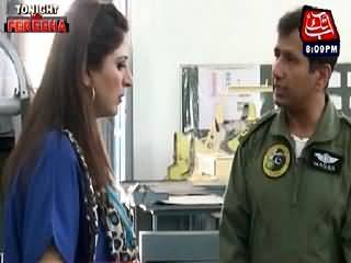 Tonight With Fareeha (Pakistan Air Force, A Proud of Pakistan) – 14th August 2015
