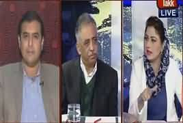 Tonight With Fareeha (Panama Case Being Politicized) – 18th January 2017