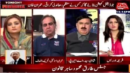 Tonight With Fareeha Part-2 (Khawaja Saad Rafique Disqualified) – 4th May 2015